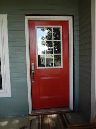 front door colors for green house home design ideas