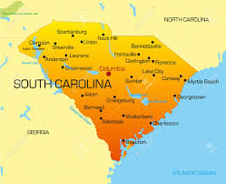 Map Of South Carolina Counties South Carolina Ipl2 Stately Knowledge Facts About The United