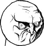 No Meme Face - crying y u no guy meme text emoticon free text and ascii emoticons