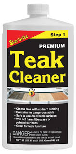 Good Quality Teak Product Amazon Com Star Brite Teak Cleaner Boating Cleaners Sports