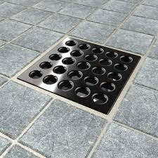 Bathroom Shower Drain Covers Bathroom Shower Drain Covers Square Floor Trap Cover For Hotel In