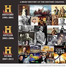 the bible series and the history channel the musings of