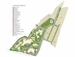 site plan emerald garden
