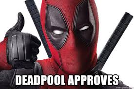 Deadpool Meme Generator - deadpool approves deadpool approves meme generator