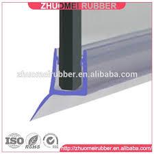 shower door sweep with drip rail buy shower door sweep product