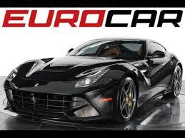F12 Berlinetta Interior Ferrari F12berlinetta Coupe In California For Sale Used Cars On