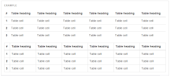 Table Td Width Bootstrap Table Bootstrap Responsive Table Formget