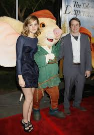 emma watson photos photos u0027the tale despereaux u0027 los angeles