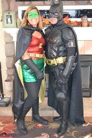 Robin Halloween Costume Couple U0027s Batman Robin Costume