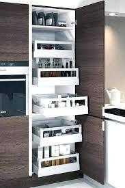 colonne rangement cuisine colonne de rangement cuisine cuisine colonne rangement coulissant