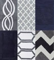 Navy And White Bath Rug 94 Best I This Rugs Images On Pinterest Bath Mat Bath Rugs