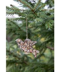how to make bird seed ornaments bird feeders