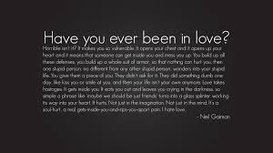 Love Text Quotes by Love Text Quotes Neil Gaiman Colour Banding Wallpaper 79358