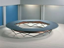 Officeworks Boardroom Table Best 25 Round Conference Table Ideas On Pinterest Round Office