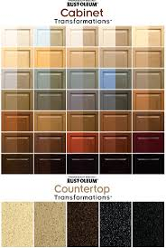 Cupboard Colors Kitchen Best 25 Rustoleum Cabinet Transformation Ideas On Pinterest