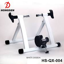 alloy magnetic resistance bike home trainer for exercise equipment