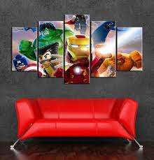 marvel bedroom decor marvel comics and avengers wallpaper wall
