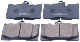 lexus is300 brake pads brake pad kit febest 0101 gse22f oem 04465 30410 ebay