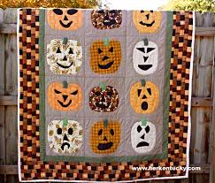 orange green halloween quilt u2014 herkentucky
