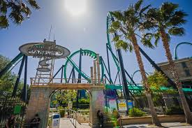 What Time Does Six Flags Magic Mountain Close Standup Roller Coasters Coasterforce