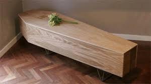 coffin bookshelf shelf with soul home bookcase unit diy coffin design