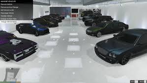 5 Car Garage by Single Player Apartment Gta5 Mods Com