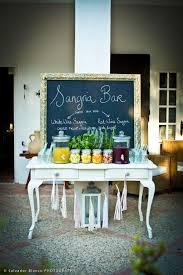 Sangria Colored Wedding Decorations Sangria Bar For Wedding In Spain By Rachel Rose Weddings Www