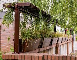 Living Trellis Senior Living Project The La Studio Llc Landscape Architects