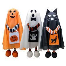 Halloween Flags Outdoors Design House 29 1 In Halloween Kids Assortment Set Of 3 308346
