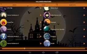 halloween ringtones android apps on google play