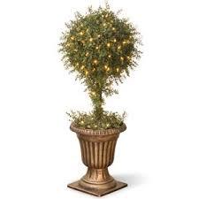 christmas topiary trees wayfair