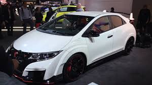 Honda Civic Type R Horsepower Honda Civic Type R Spied Closer To Production Autoblog
