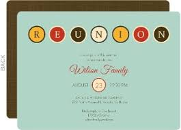 outstanding family reunion invitation cards 56 on wedding