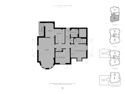 hillside floor plans hillside manor heronslea
