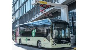 volvo group global volvo u0027s electric bus on uk demonstration tour