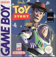 disney u0027s toy story box shot game boy gamefaqs