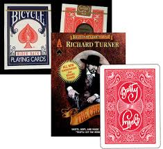 gold seal bicycle card special richard turner