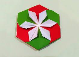 very easy diy paper coaster hexagonal coaster origami tato