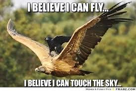 I Believe I Can Fly Meme - flying in eso elder scrolls online