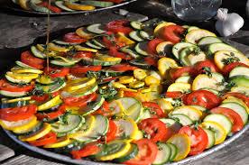 provencal cuisine tian provençal summer squash sides glaze s pommes d amour