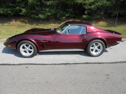 what is the year of the corvette 1973 corvette stingray 20 995 type sports model year 1973