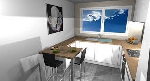 implantation cuisine en u rénovation 3 implantations pour notre cuisine lalouandco