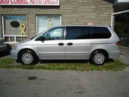 van honda 2003 honda odyssey van silver 1 bob currie auto sales