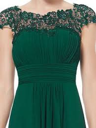 celebrate your timeless beauty in the greatest forest green lace