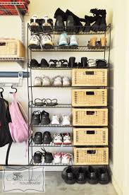 16 best converted coat closet to pantry images on pinterest