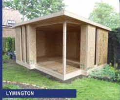 self build garden office kits the garden room guide