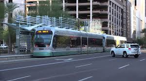 valley metro light rail schedule valley metro light rail train 122 and 140 on the to mesa dr in