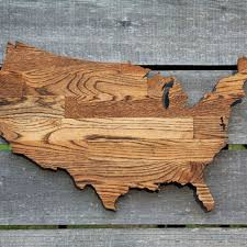 wooden united states wall best wood cutouts for wall decorations products on wanelo