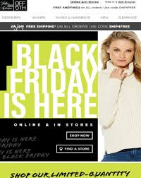 saks off fifth black friday saks off fifth fashion hauler brand channel