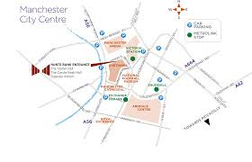 Metro Link Map by The Stoller Hall How To Find Us